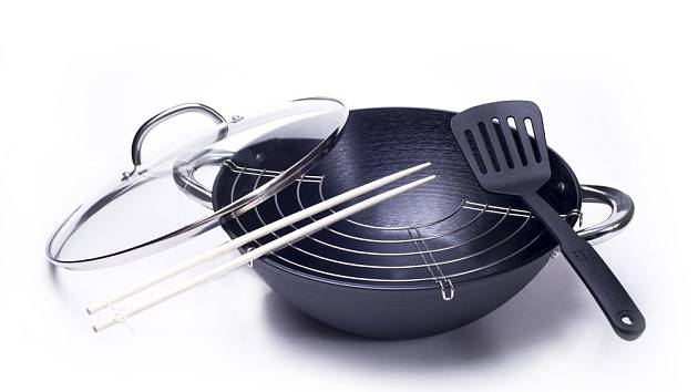 Díky napařovací mřížce budete moci vařit na páře.