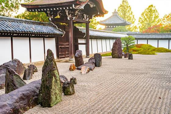 Zenová zahrada Tofuku -ji