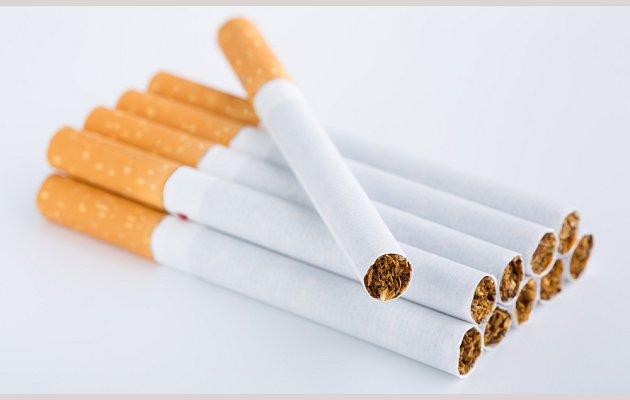 Tabákové výrobky poškozují zdraví