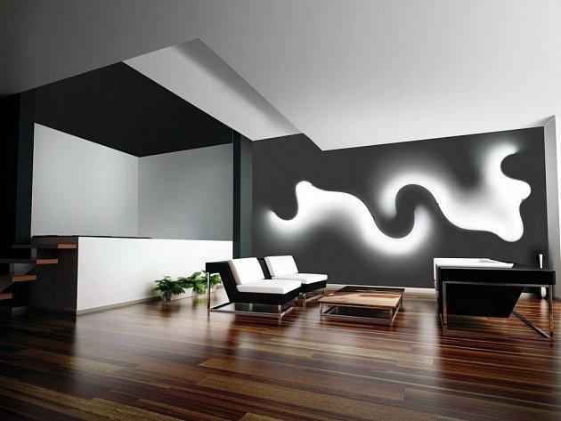 Tmavší barvy potřebují nápadité osvětlení (Hagos, www.elcoma.cz)