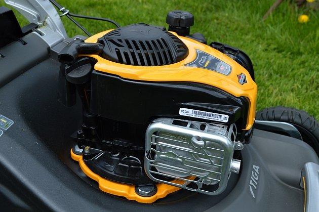Motor s plastovým karburátorem snáší biosložku lépe ale nic se nemá přehánět.