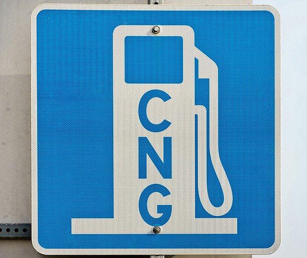 Stanice CNG postupně přibývají