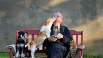 Vzájemná láska člověka a zvířete je obohacující.