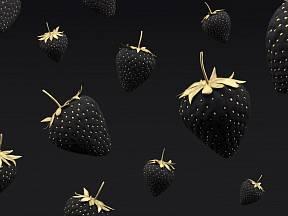 Když černé jahody, pak jedině se zlatými lístky!