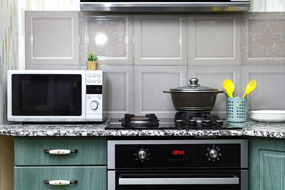 Mikrovlnná trouba je užitečným pomocníkem při vaření