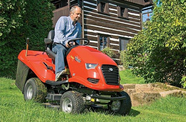 Klasické traktory se sběrem