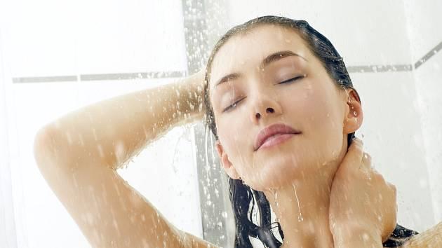 Sprchování je každodenním rituálem