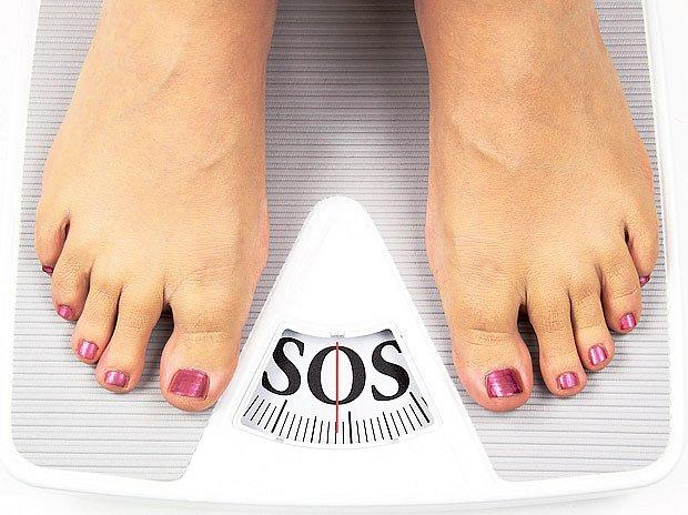 Boj s nadměrnými kilogrami