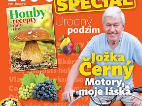 Časopis Receptář Speciál - podzim 2016
