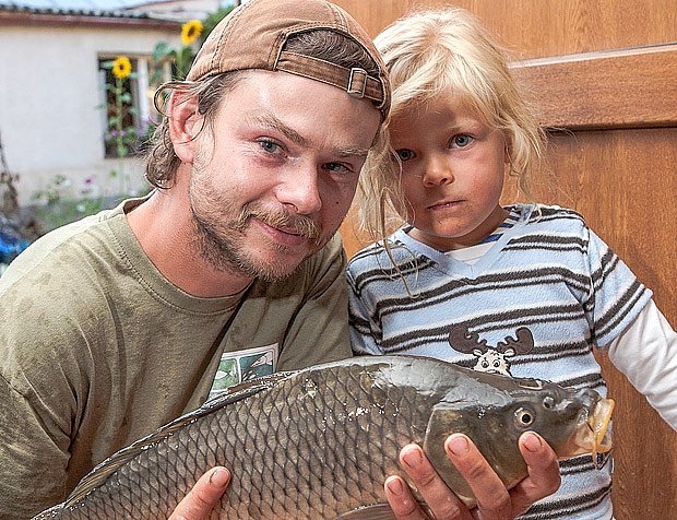 Ryby jíme několikrát týdně