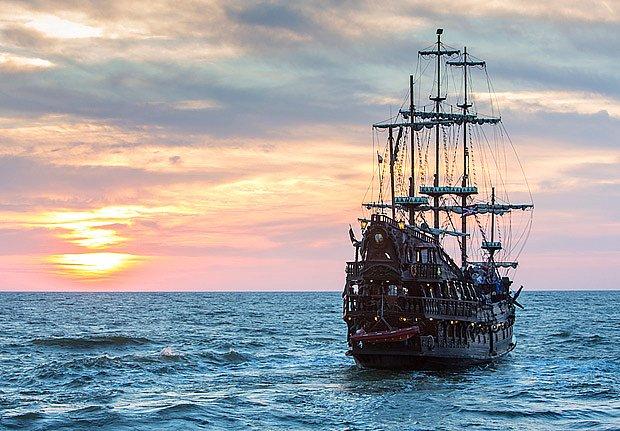 Exotické rostliny do Evropy připlouvaly s dávnými mořeplavci a cestovateli