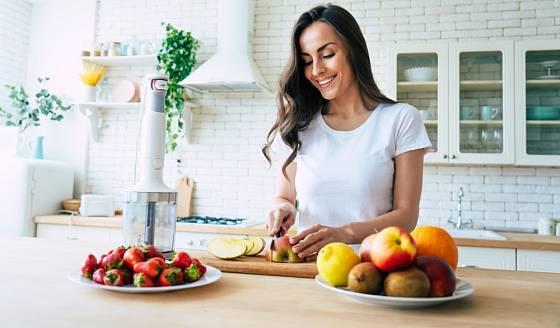 Ovoce dodá velkou dávku vlákniny, ale i cukru