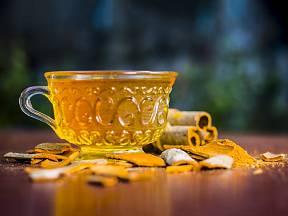 Skořicový čaj je dobrý pro zažívací systém