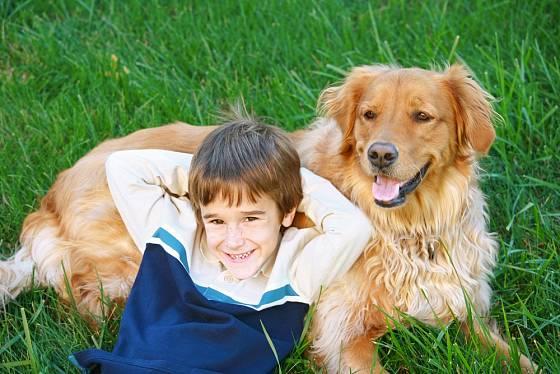 Psy, kteří jsou v úzkém kontaktu s dětmi, musíme pravidelně očkovat a odčervovat.