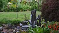Vodní objekty jsou v zahradách velmi oblíbené.