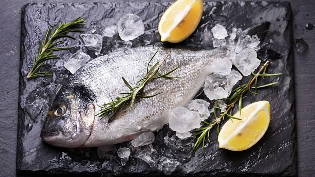 Zmrazené ryby mohou být kvalitní