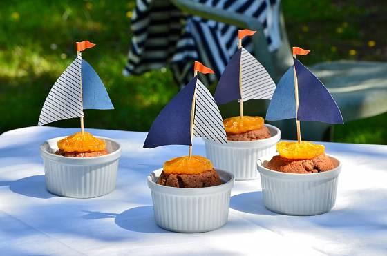 Námořnické muffiny