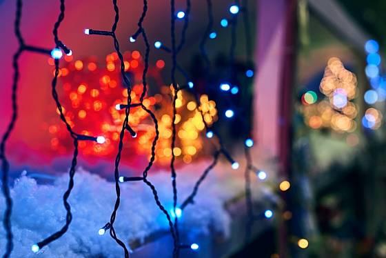 LED osvětlení v exteriéru umisťujte s rozmyslem.