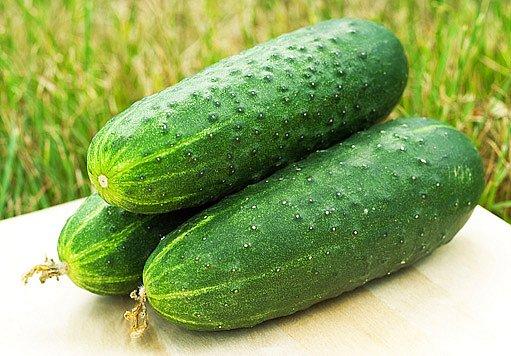 okurky do salátu