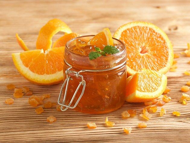 Termín marmeláda se smí používat jen pro zavařeniny z citrusů.