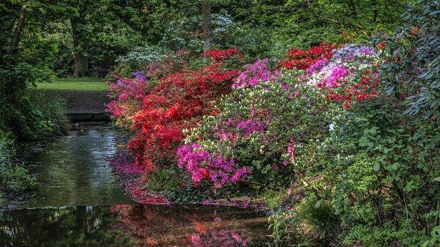 Parky, botanické a dendrologické zahrady nabízí odpočinek i inspiraci