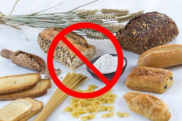 Při alergii na lepek i celiakii je třeba vyloučit z jídelníčku veškeré obiloviny