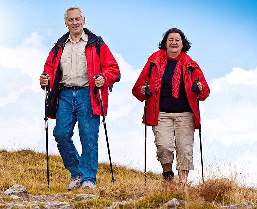 nordic walking - pro rychlost i turistiku