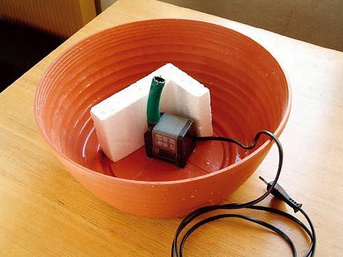 osvěžovač vzduchu - postup - 1
