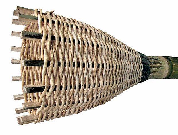 pletený sběráček