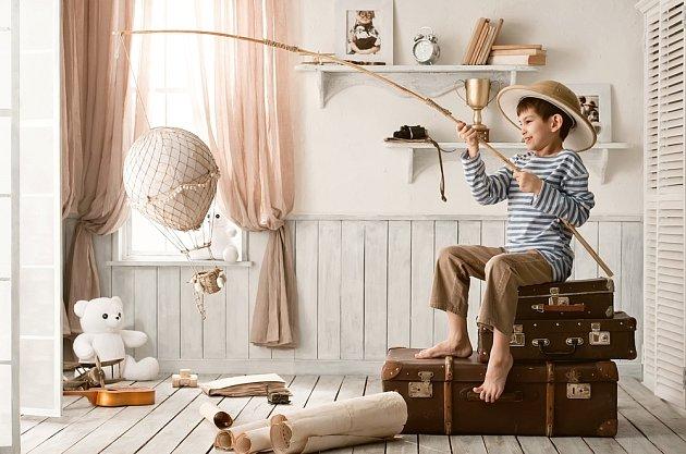 Svět dětské fantazie je nekonečně pestrý