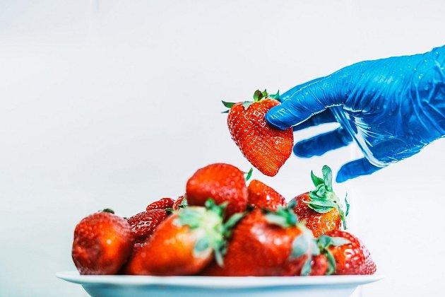 O jahody je potřeba se dobře starat - nejen když zrají, ale i když už je máme připravené ke konzumaci