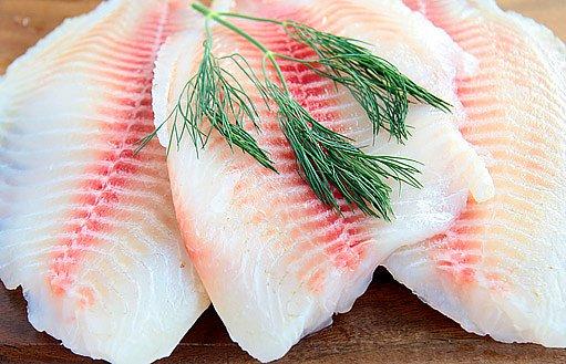 rybí filety