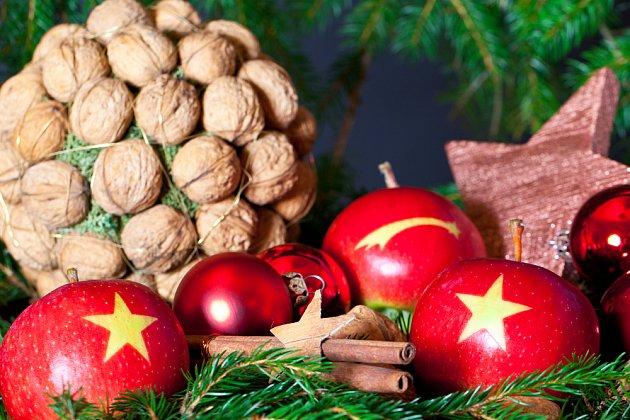 Vánoční jablka