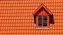 střecha s vikýřem