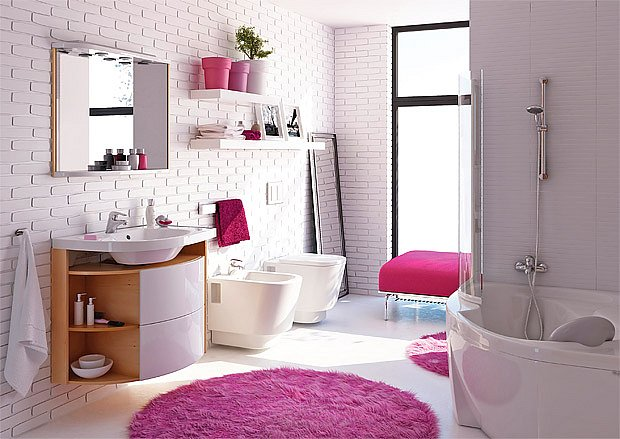 Koupelna firmy Ravak