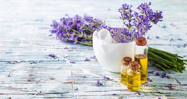 Levandulový olej funguje jako repelent