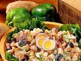 Bramborový salát se šunkou
