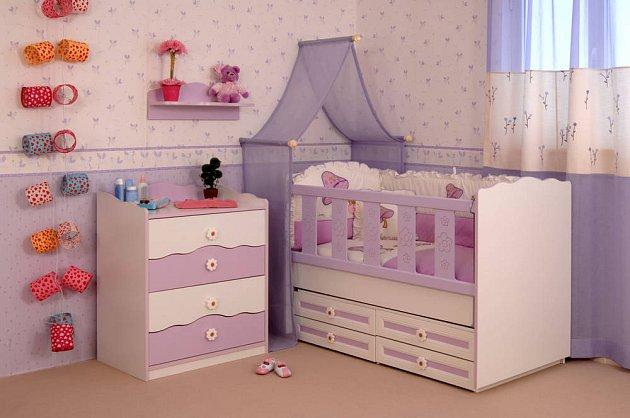 Stavíme dětský pokoj: Pozor na podlahy i špatné matrace