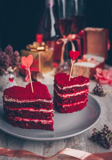 Valentýnský dezert jako stvořený!