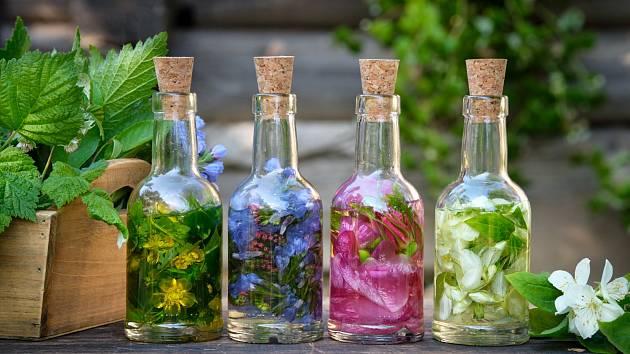 Připravte si vlastní repelenty nebo použijte esenciální oleje.