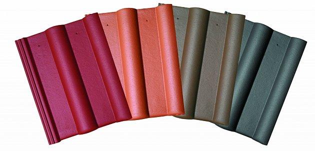 Betonová střešní krytina - dlouhá životnost, široká paleta barev a příznivá cena