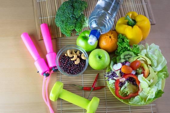 Zelenina je při dietě na prvním místě