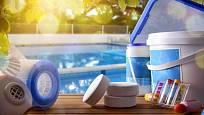 Bazénovou chemii omezíte na minimum