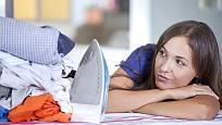 Žehlení nemusí být nepříjemnou domácí prací