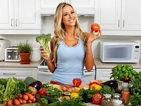 Zelenina je nejen zdravá, ale má i minimum kalorií