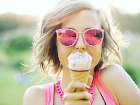 Zmrzlina k létu patří