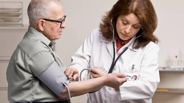 Vysoký krevní tlak může postihnout každého.