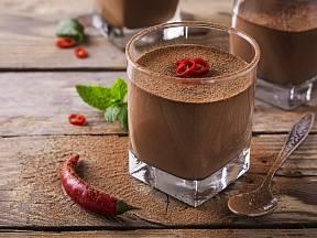 Lahodná čokoláda a pikantní chilli jsou skvělou dvojicí