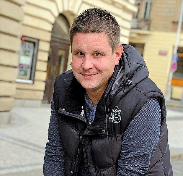 herec Michal Novotný