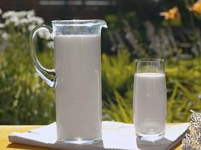 Mléko může dokonce posloužit jako ochranný prostředek proti patogenním mikroorganismům